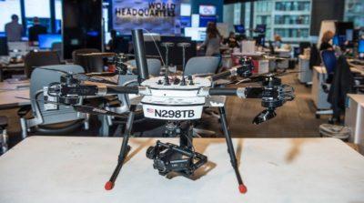 CNN AIR 無人機