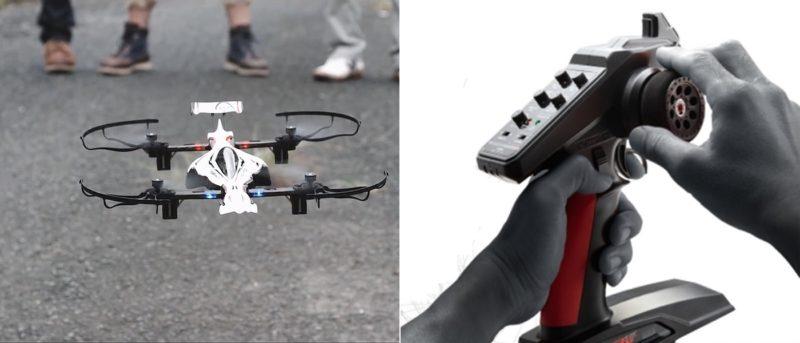Formula 1 無人機 Kyosho Drone Racer