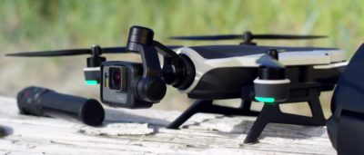 GoPro Karma Drone 與 Grip