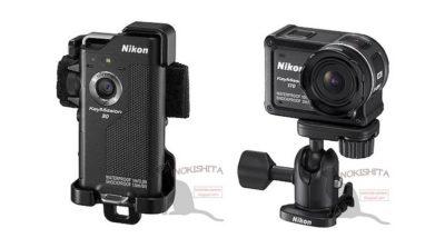 Nikon KeyMission 170 及 80 諜照流出