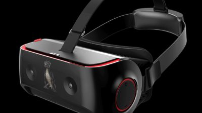 Qualcomm Snapdragon VR820 眼鏡靠眼球下指令