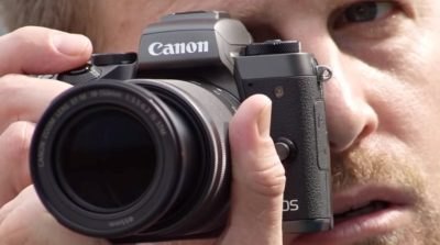 Canon EOS M5 藉雙像素 CMOS 自動對焦 再戰無反相機市場