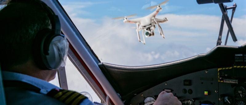 無人機 險撞 客機 歐洲 規管