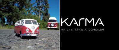 GoPro Karma 無人機或 9 月 19 日發布!HERO5 未見影踪