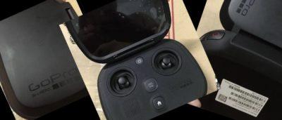 GoPro Karma 遙控器照片流出