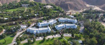 scientology-drone 科學教 總部 航拍