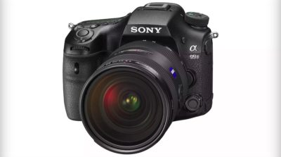 Sony A99 II 現身 Photokina 2016