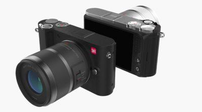 小蟻微單相機 M1 強攻無反單眼領域