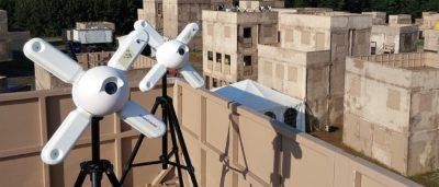 美國總統選舉辯論嚴防空襲!DeDrone 反無人機系統