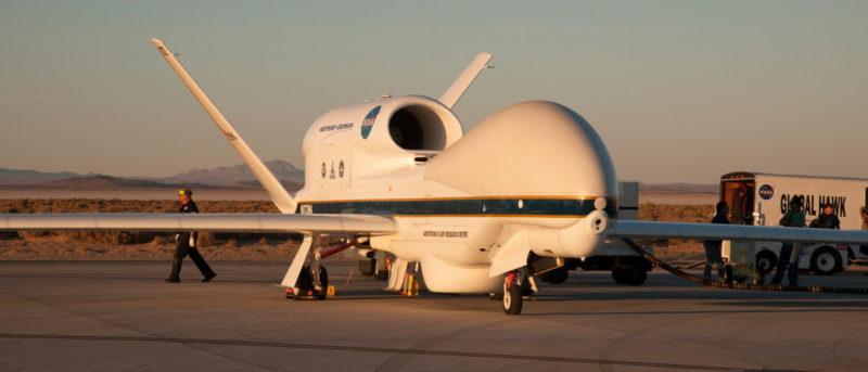 NASA Global Hawk 無人機