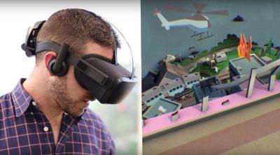 Oculus 無線版 VR 眼鏡 Santa Cruz