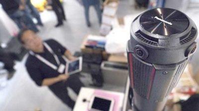 Panasonic PHAROS project VR 攝影機