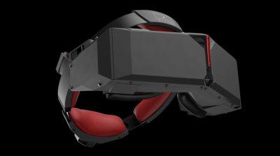 StarVR 眼鏡實現 210 度超寬闊 VR 視野