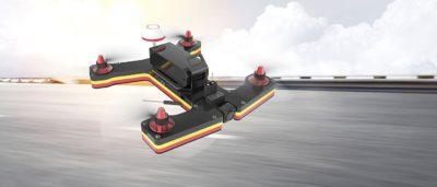 VIFLY R220 穿越機一體化設計 實現 Ready-to-Fly