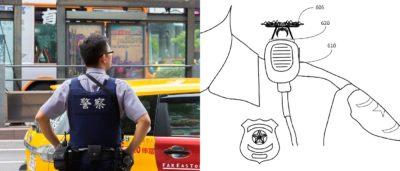 亞馬遜研發警用聲控無人機
