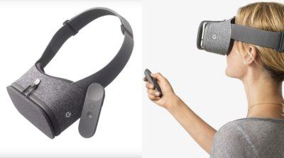 Google Daydream View 登場!富時尚感布製 VR 眼鏡