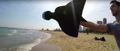 AER 讓你拋飛 GoPro HERO 5 Black 低空航拍