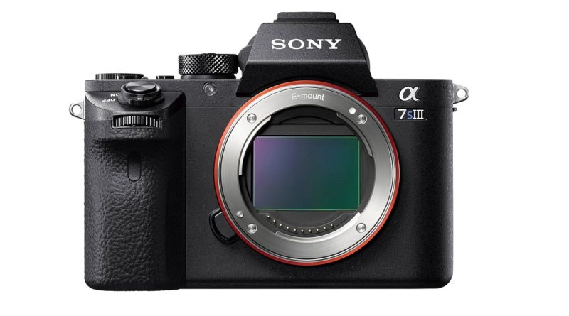 Sony A7S III 支援紅外線攝影•8.5 級防震