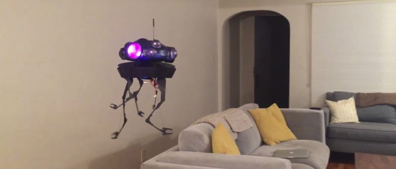 星球大戰 無人機 飛行器