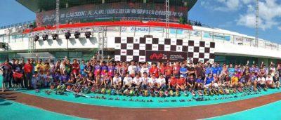 3DX 遙控直升機大賽與 AFA 無人機競速賽