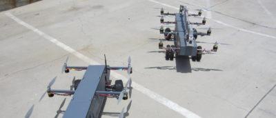 Advanced Tactics - Panther 陸空無人機