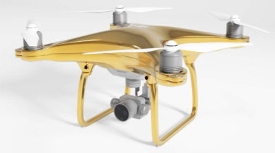 Drones Direct - DJI Phantom 4 Gold Edition