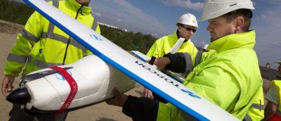 Mavin Intel 收購 飛行規劃 定翼機設計技術