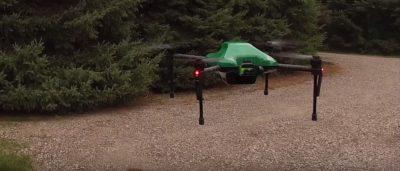 Sentera Omni UAV 全方位檢測無人機