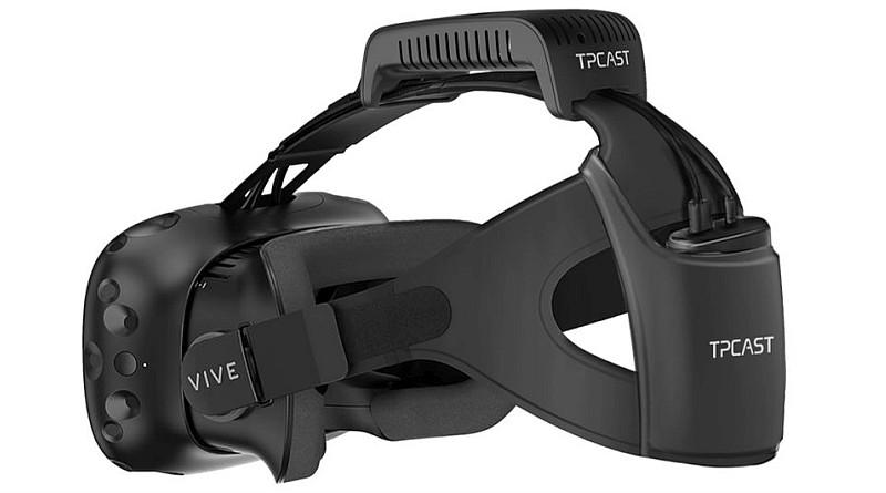HTC Vive 搶先告別有線時代 Vive 無線套件帶來零束縛 VR 體驗