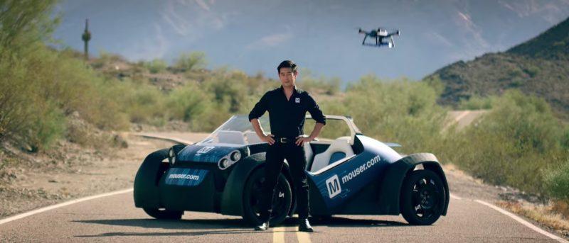 local motors 航拍機 3D 列印 自動駕駛汽車