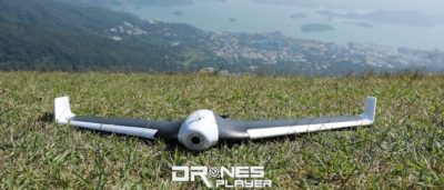 parrot disco 飛行評測 dronesplayer