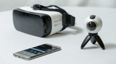 第二代三星 Gear 360 或隨 Galaxy S8 同步推出