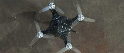 Aerodyne RC Nimbus FPV drone