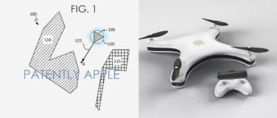 Apple 申請自主避障技術專利,為開發無人機鋪路
