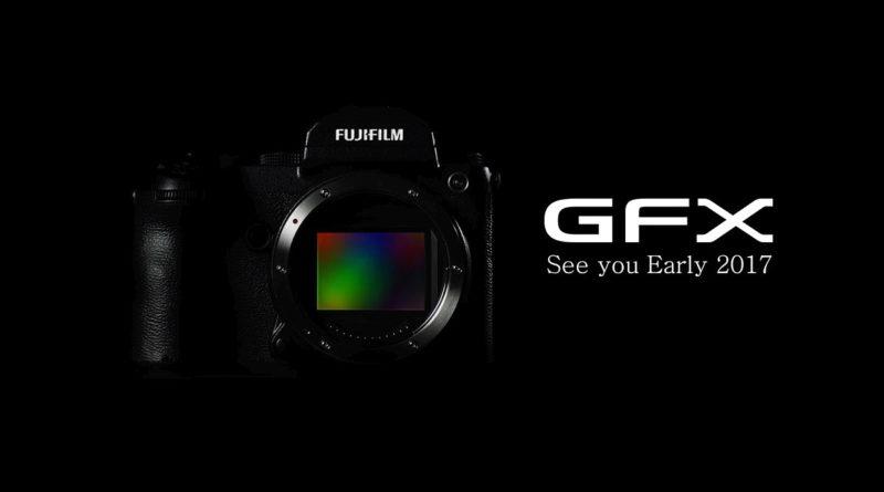 Fujifilm GFX 50S 或 2017 年 1 月開售