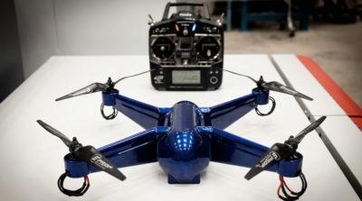 南洋理工大學用 ULTEM 9085 物料 3D 列印無人機
