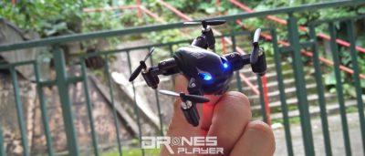 全球最小折疊式無人機 SY X31