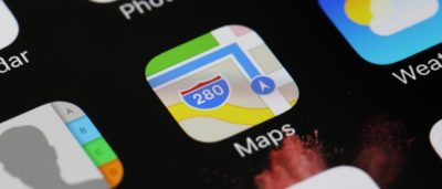 apple maps 蘋果地圖 航拍機