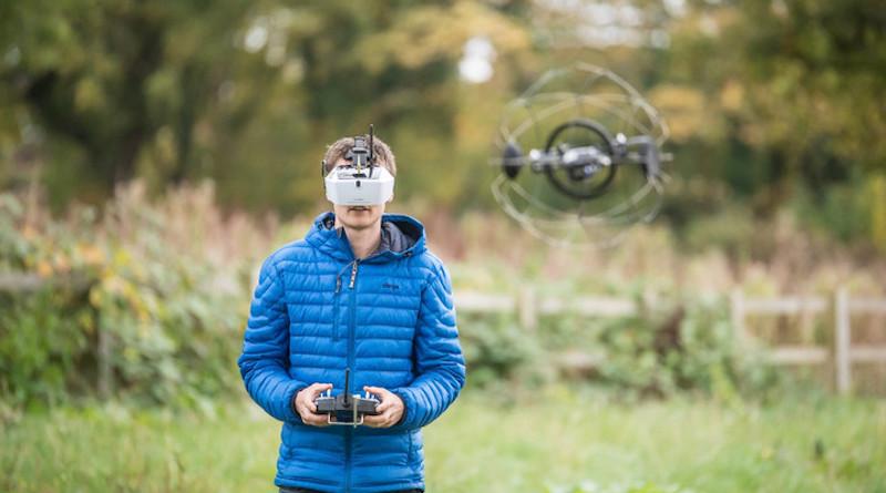 Droneball 球形無人機