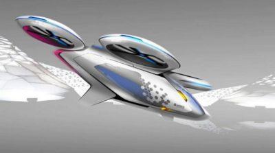 空巴飛天汽車 Airbus Vahana 2017 年試飛