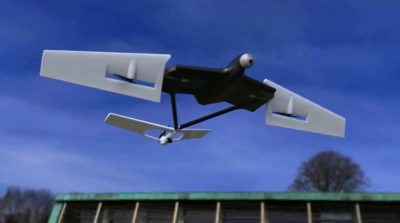 Challenger Aerospace Group - Manta Ray