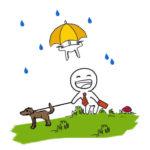 DJI Phantom 4 免提傘 - 遛狗