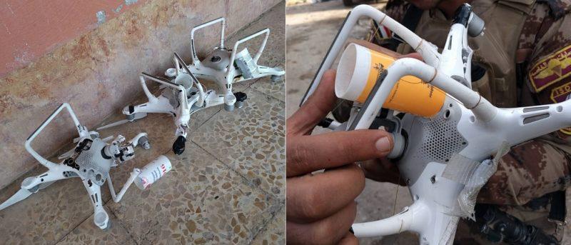 伊斯蘭國改裝 DJI Phantom 4 作武器