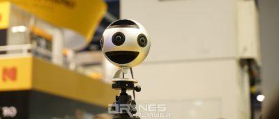 8K VR攝錄制霸!Insta360 Pro 兼具6K 3D拍片。4K直播