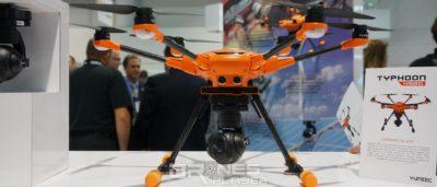 Yuneec H520 商用無人機登場 瞄準企業應用領域