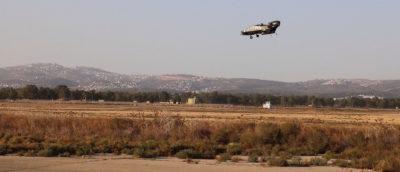 cormorant 載人飛行器 自動飛行