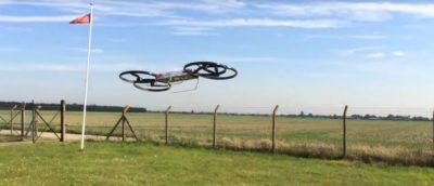 hoverbike 空中摩托車 美軍 測試 升空