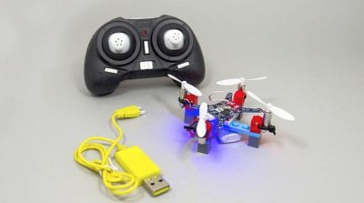 Mini Lego Drone Kit 最小的樂高積木無人機
