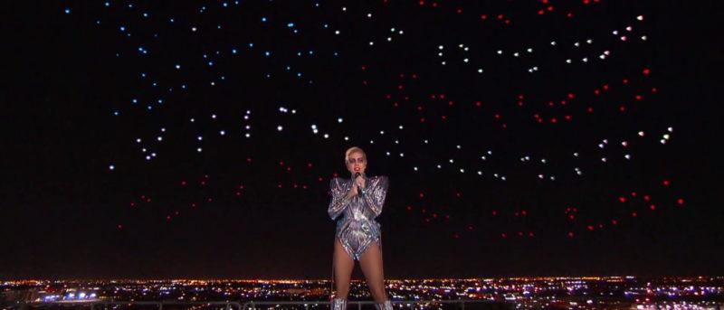 Lady Gaga - Sugar Super Bowl LI Halftime Show - 天台部分