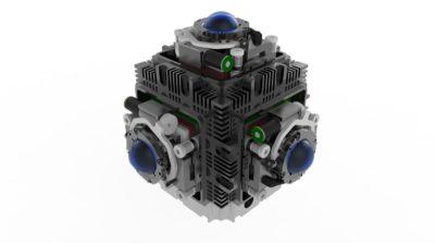 PMast VR 攝影機拍出電影級全景影像